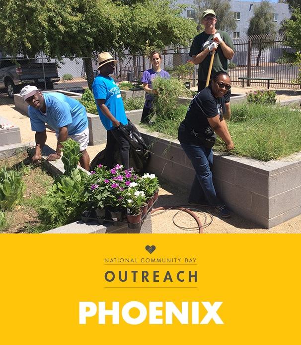 COMMUNITY DAY 2018  - Phoenix