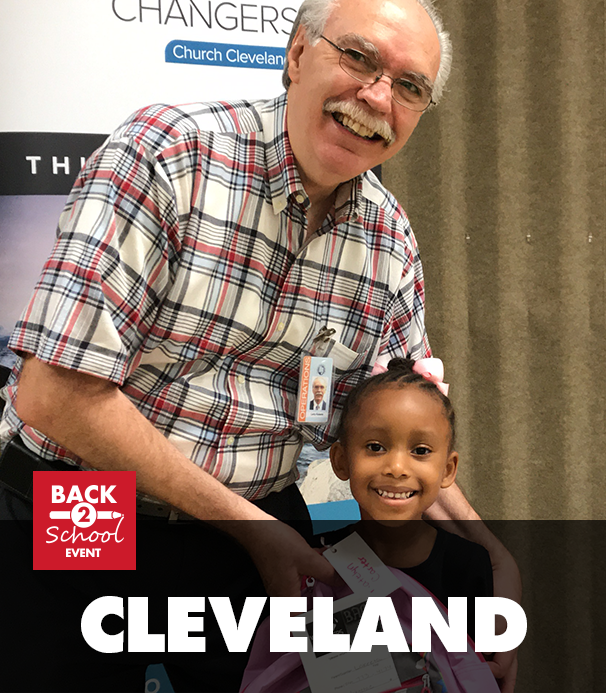 Back 2 School 2018 - Cleveland Outreach
