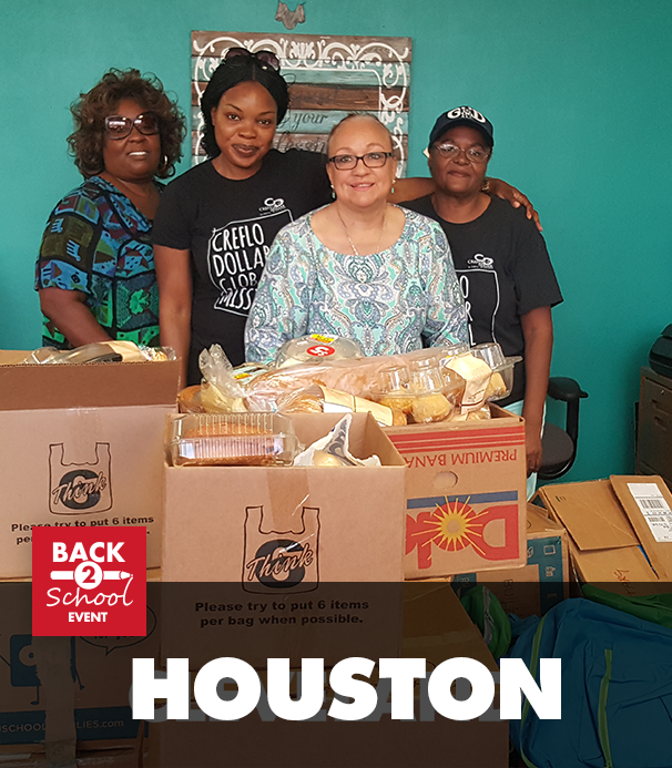 Houston 2018 - Back to School outreach thumbnail