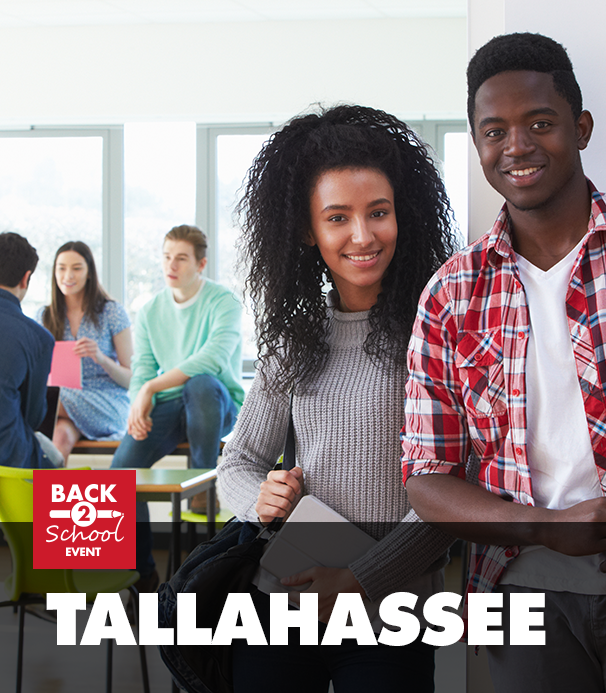 Tallahassee 2018 - Back to School Outreach