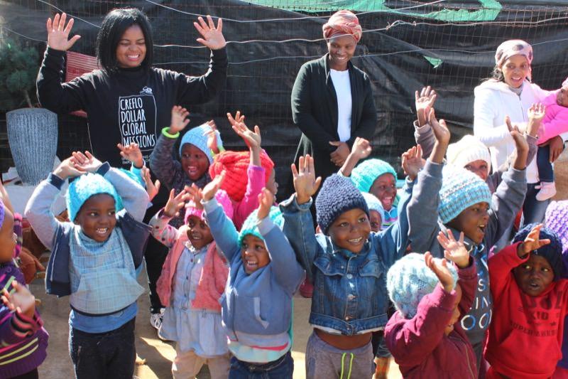Tshedza Day Care Centre 2018