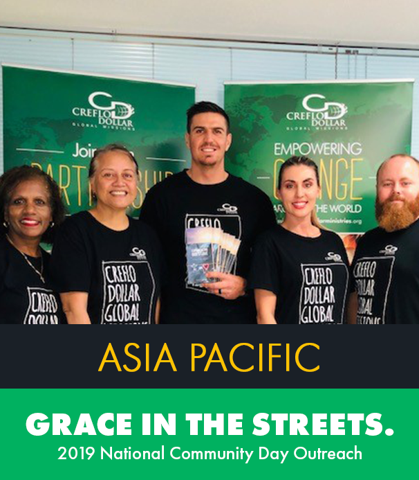 National Community Day 2019 - Asia Pacific
