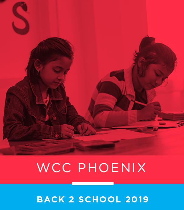 Back 2 School Outreach 2019 - World Changers Church Phoenix