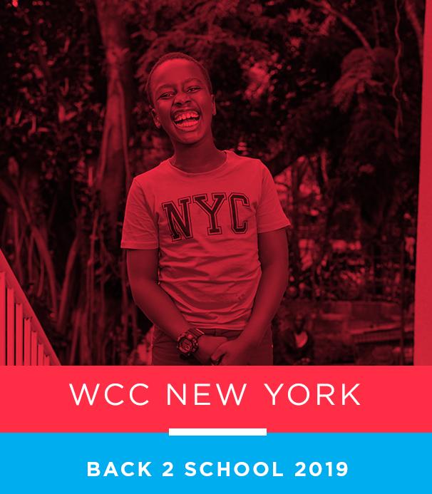 Back 2 School Outreach 2019 - World Changers Church new York