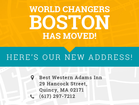 We have moved! Get out new addresses!